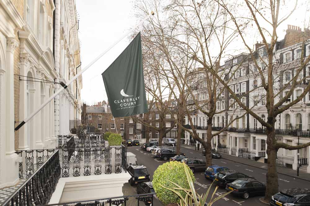 Three Bedroom Knightsbridge Penthouse Suite - Balcony