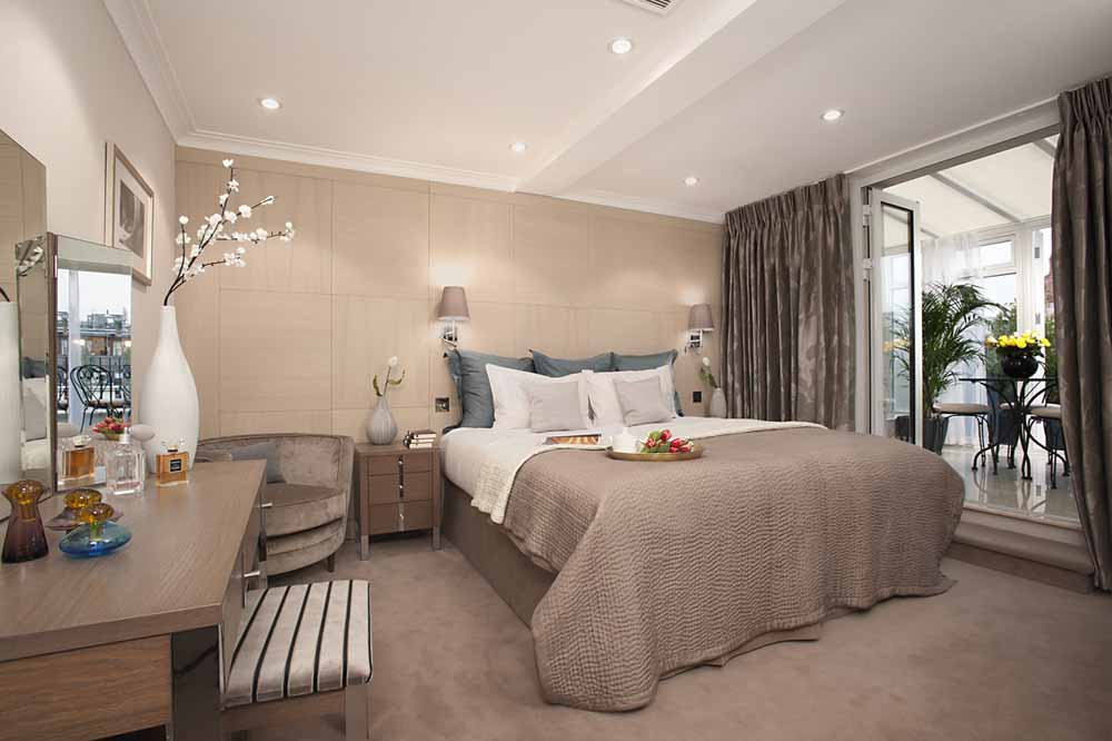 Three Bedroom Beaufort Penthouse Suite - Bedroom