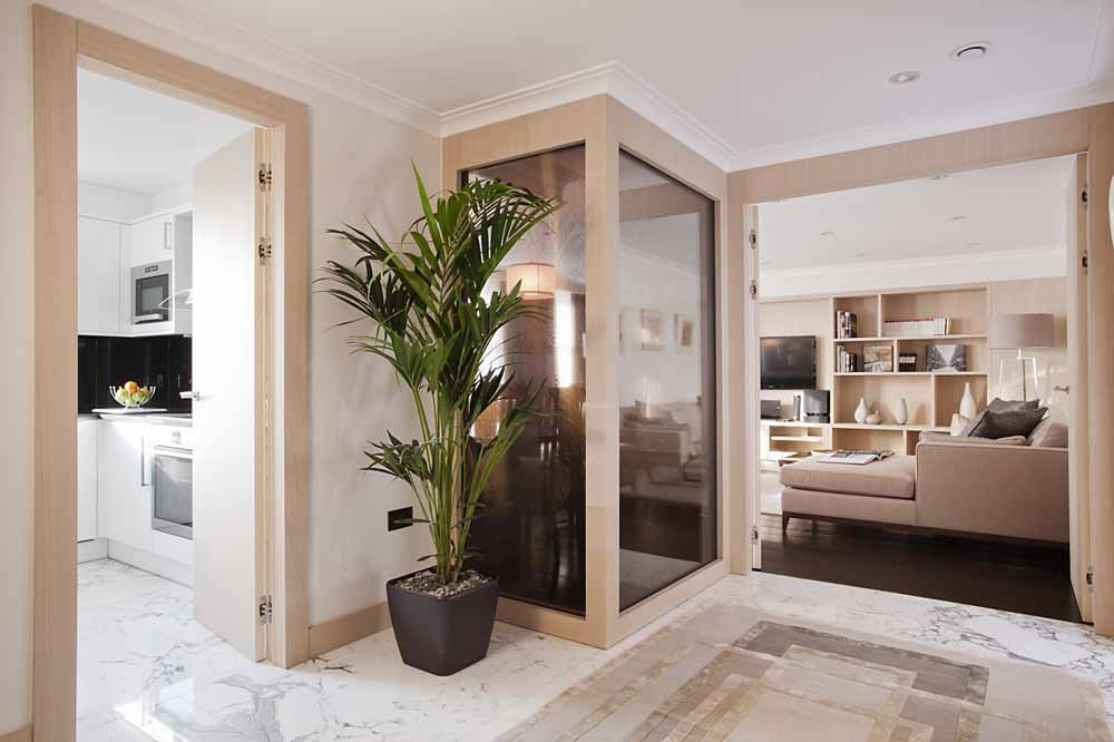 Three Bedroom Beaufort Penthouse Suite - Corridor