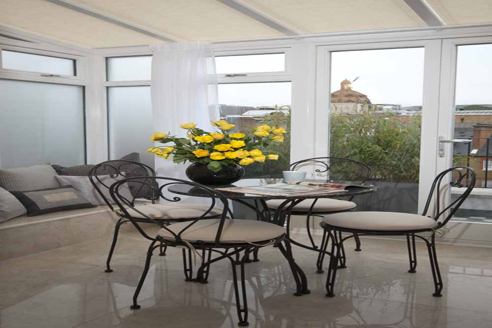 Three Bedroom Beaufort Penthouse Suite - Conservatory