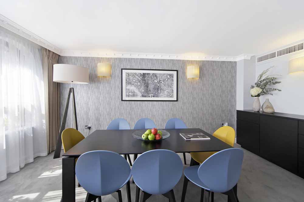 Three Bedroom Mayfair Suite - Dining Area