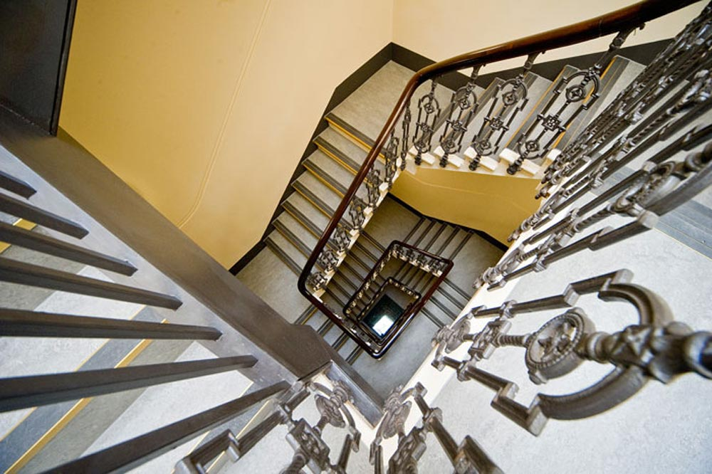 St Martins Apartments - Staircase