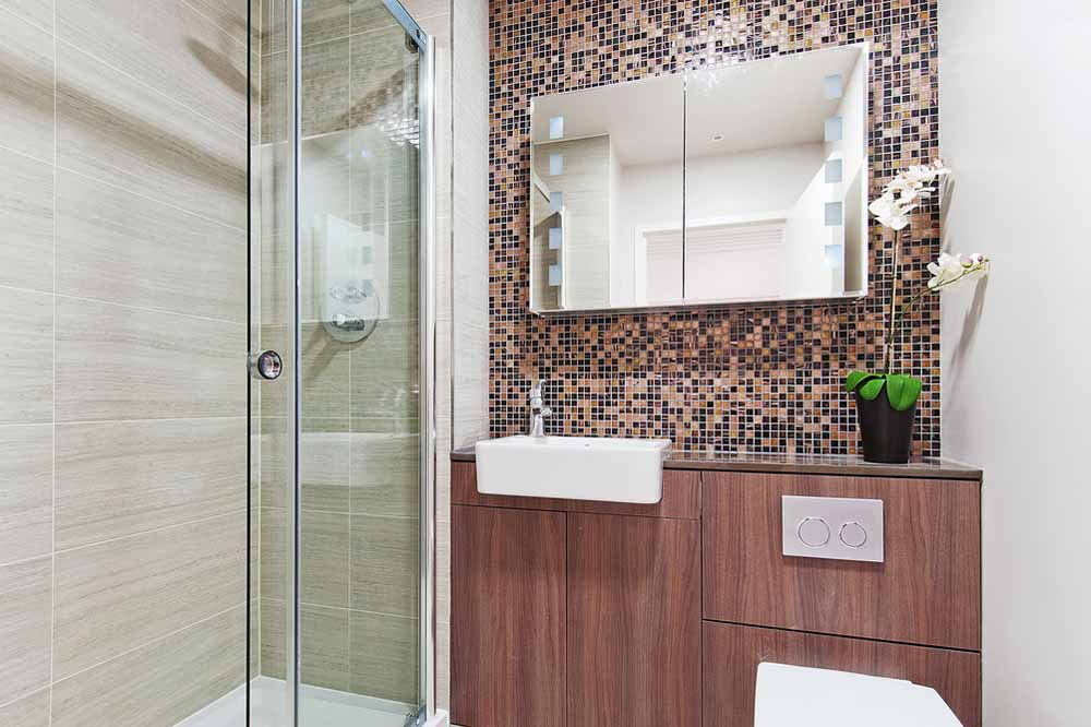 Classic Studio Apartment - Bathroom