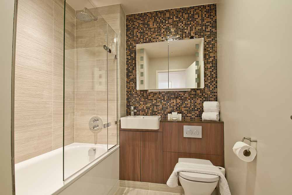 Premium Studio Apartment - Bathroom