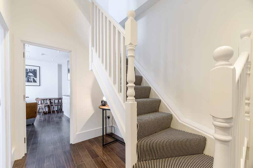 Two Bedroom Penthouse Apartment - Staircase