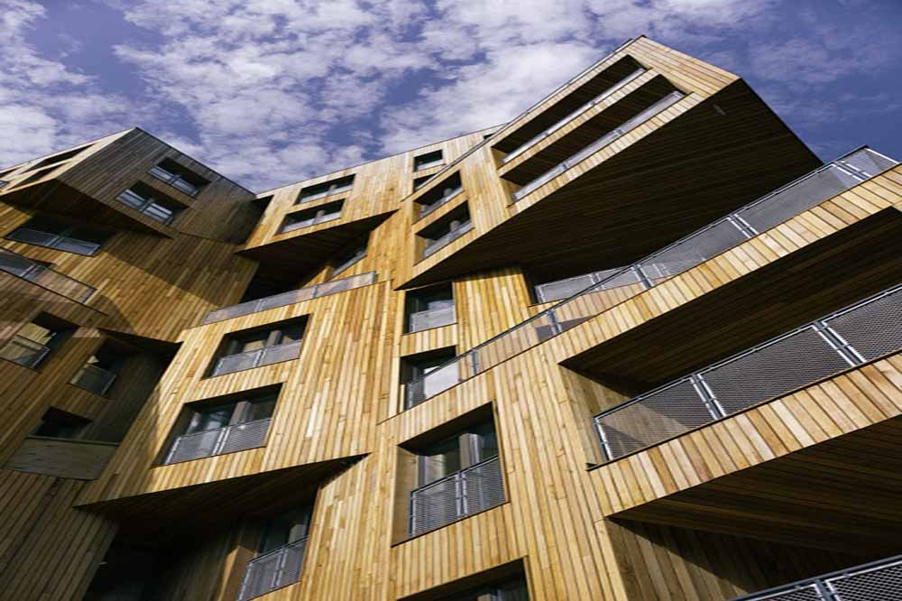 Banyan Wharf Apartments - Building