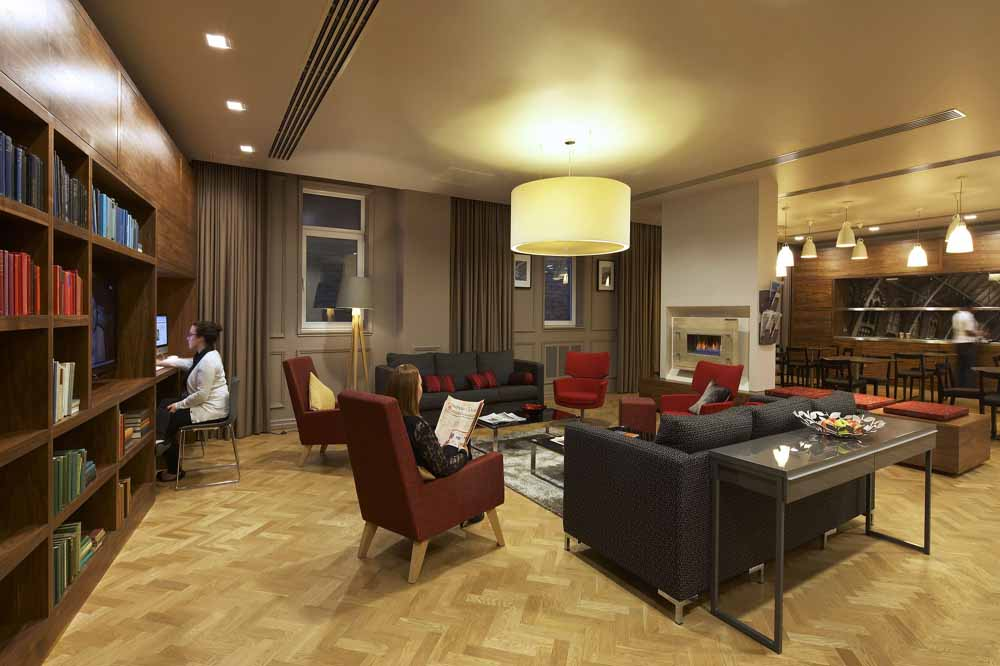 Citadines Holborn Covent Garden - Lounge