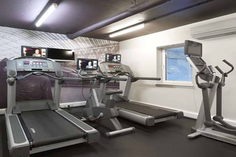 Citadines Holborn Covent Garden - Fitness Room
