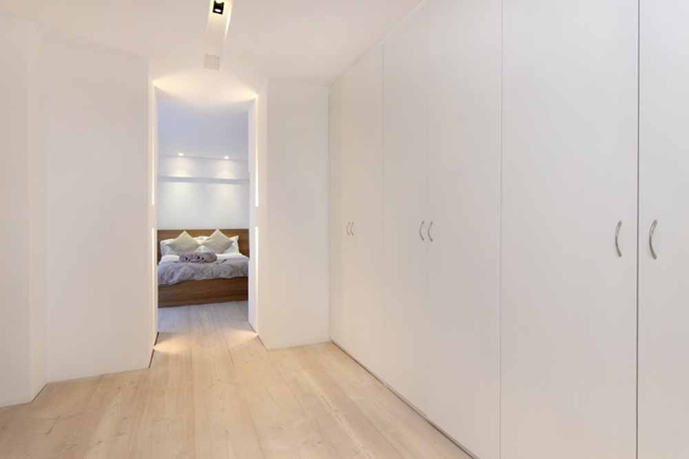 Two Bedroom Apartment - Dressing Room
