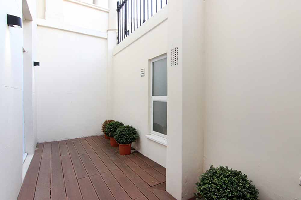 Two Bedroom Apartment - Private Patio