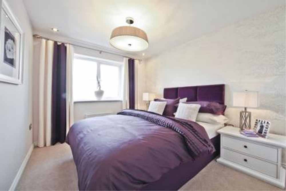 King George House Apartments - Bedroom
