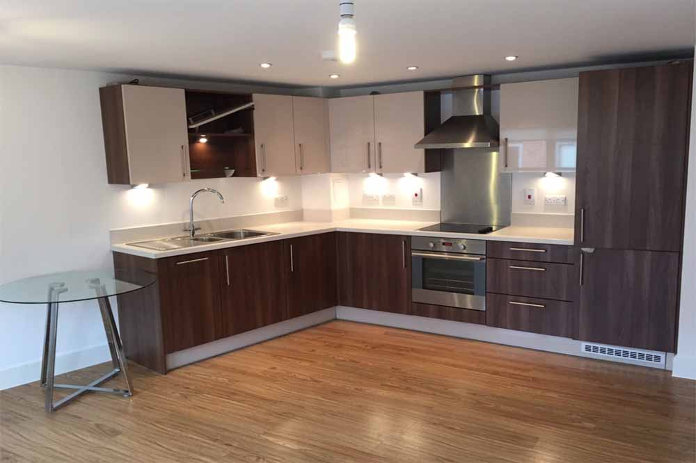 King George House Apartments - Kitchen