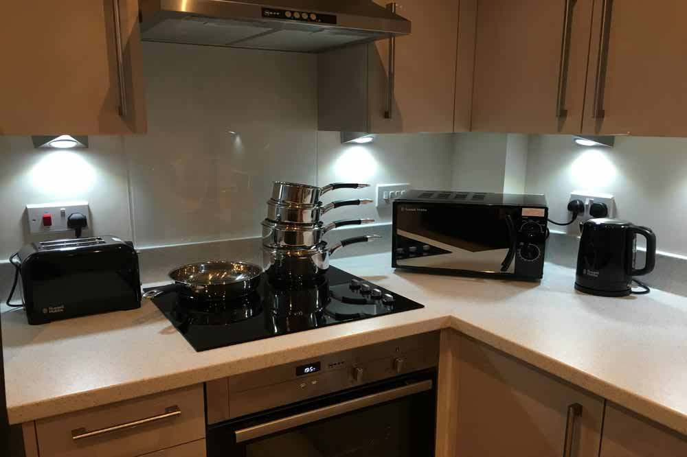 Two Bedroom Apartment - Kitchen
