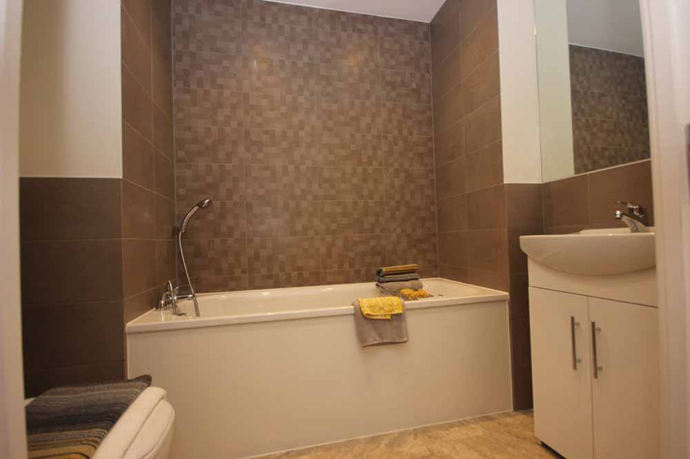 Two Bedroom Apartment - Bathroom