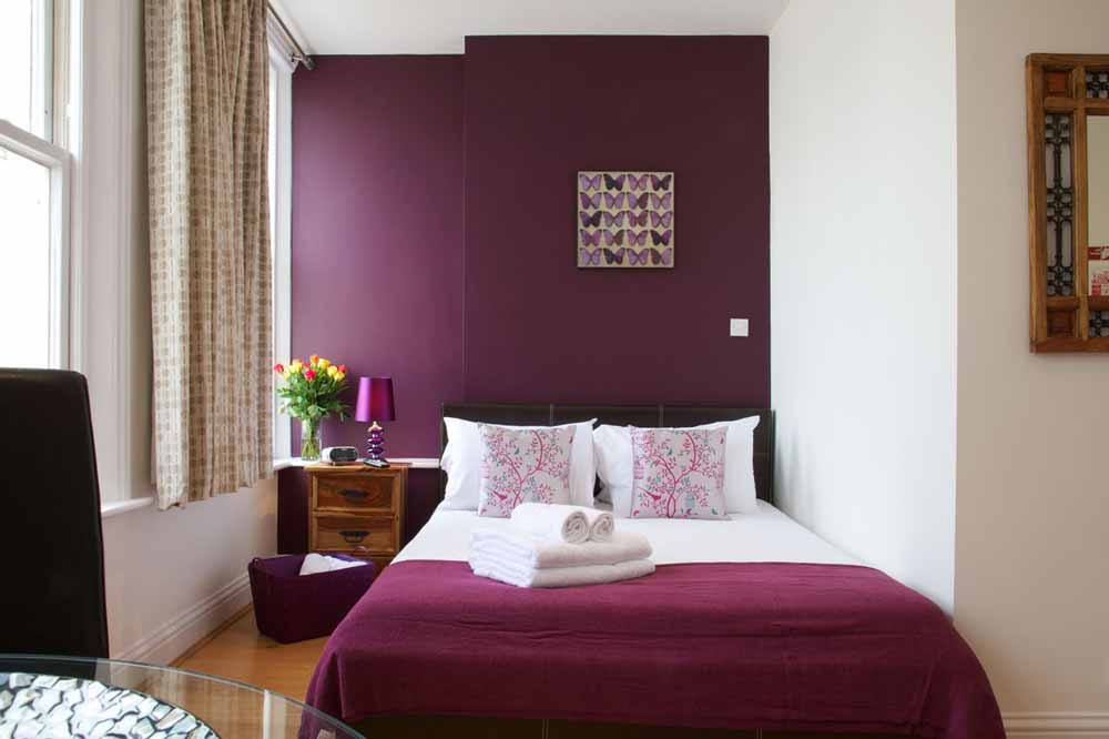 Longridge Road Apartments - Bedroom