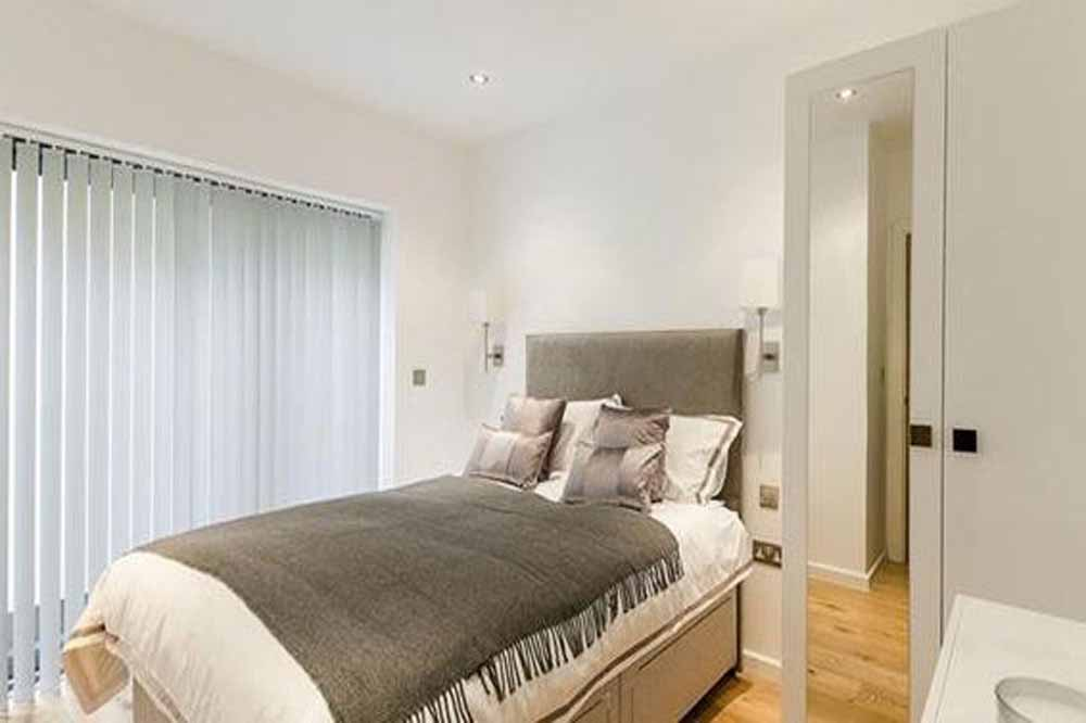 Marylebone Townhouses - Single Bedroom