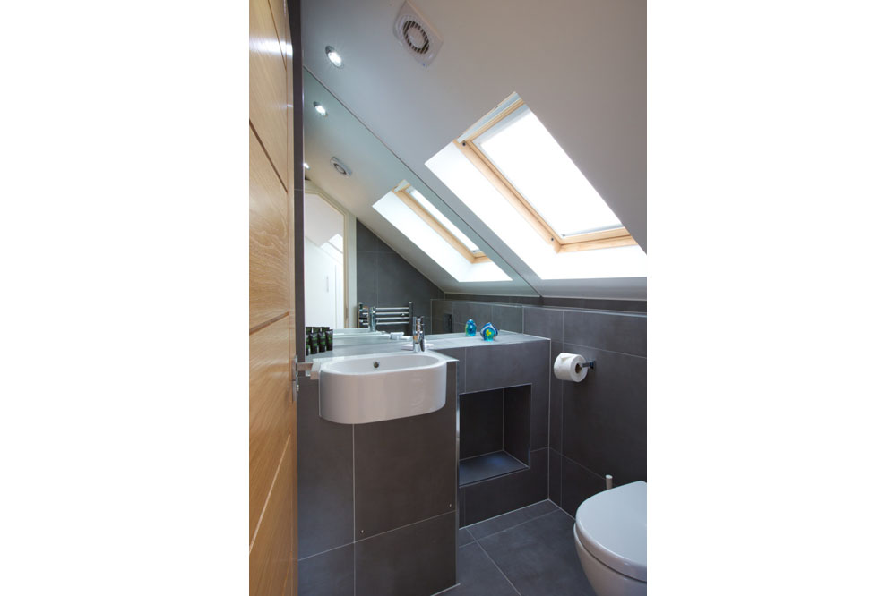 Marylebone Townhouses - Bathroom