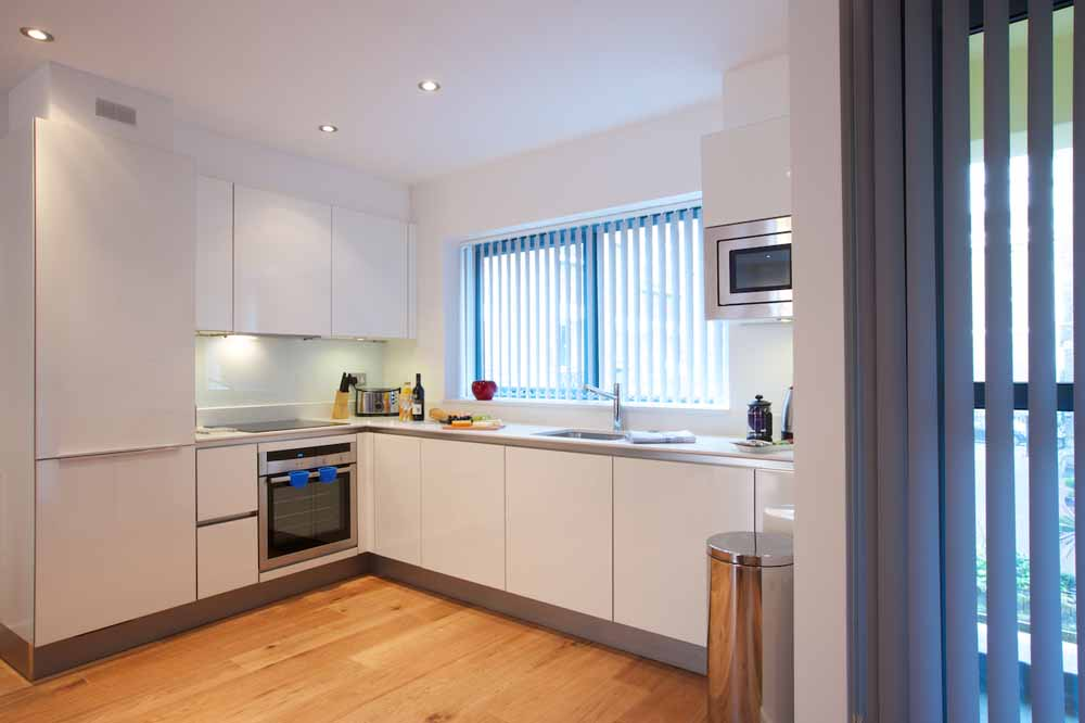 Marylebone Townhouses - Kitchen