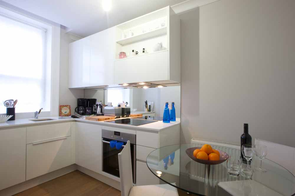 Fitzrovia Apartments - Kitchen