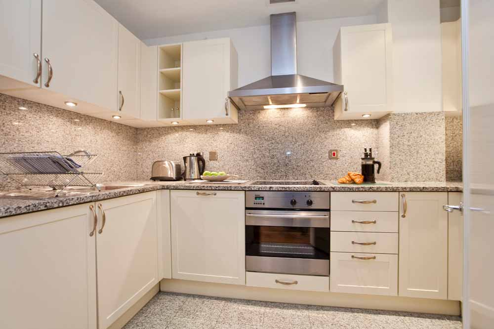 Marsham Street Apartments - Kitchen