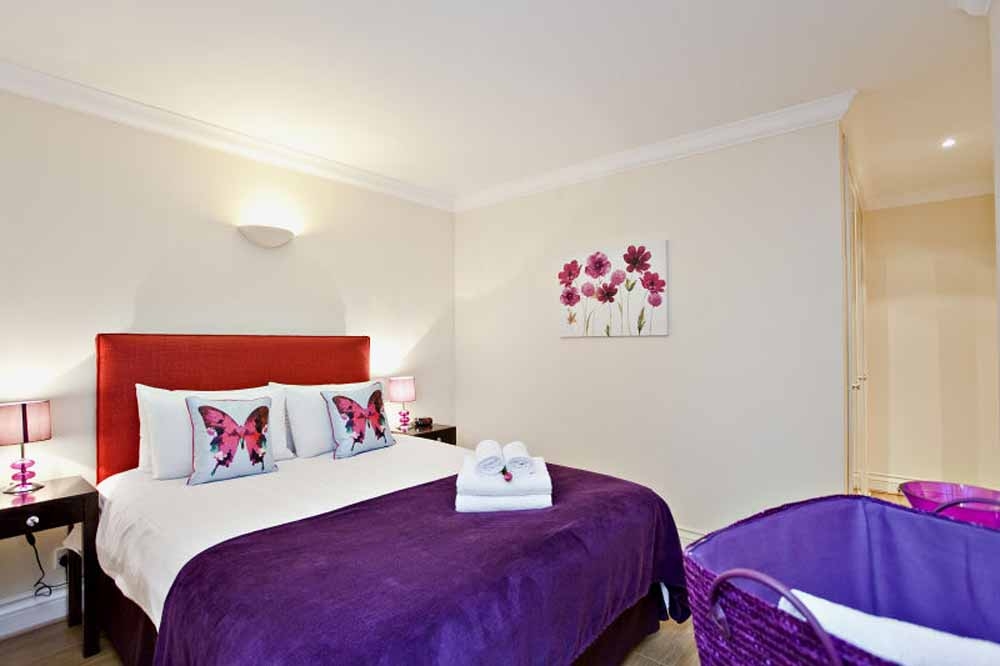 Marsham Street Apartments - Bedroom