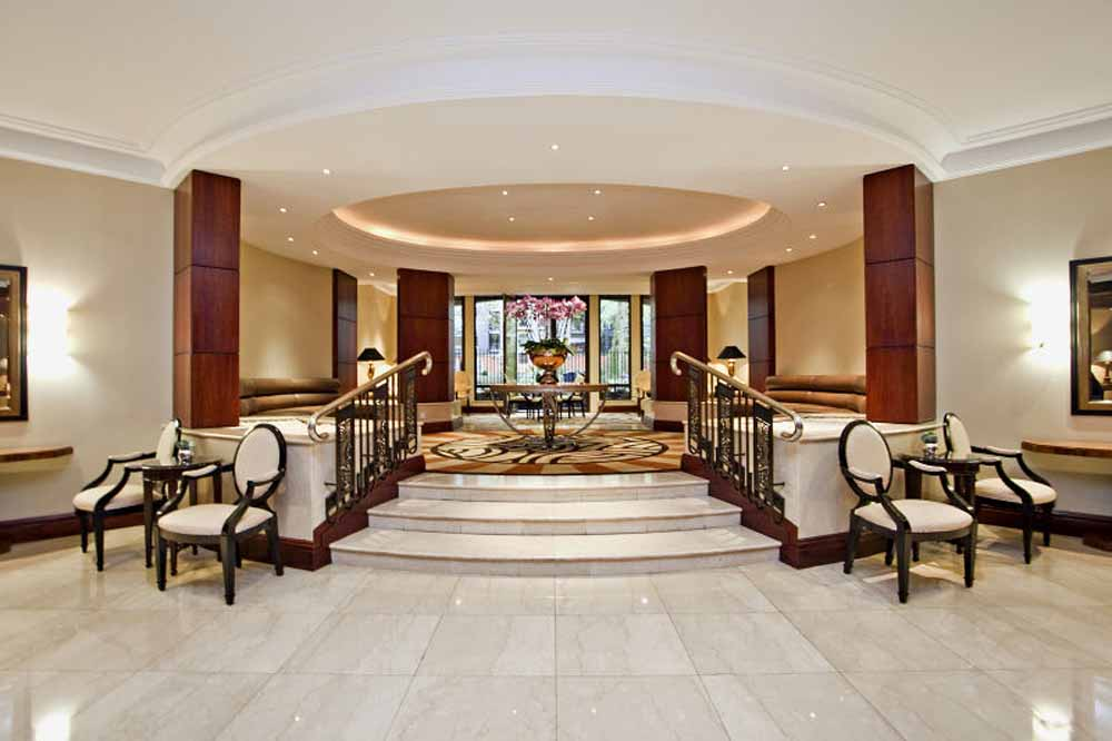 Marsham Street Apartments - Lobby