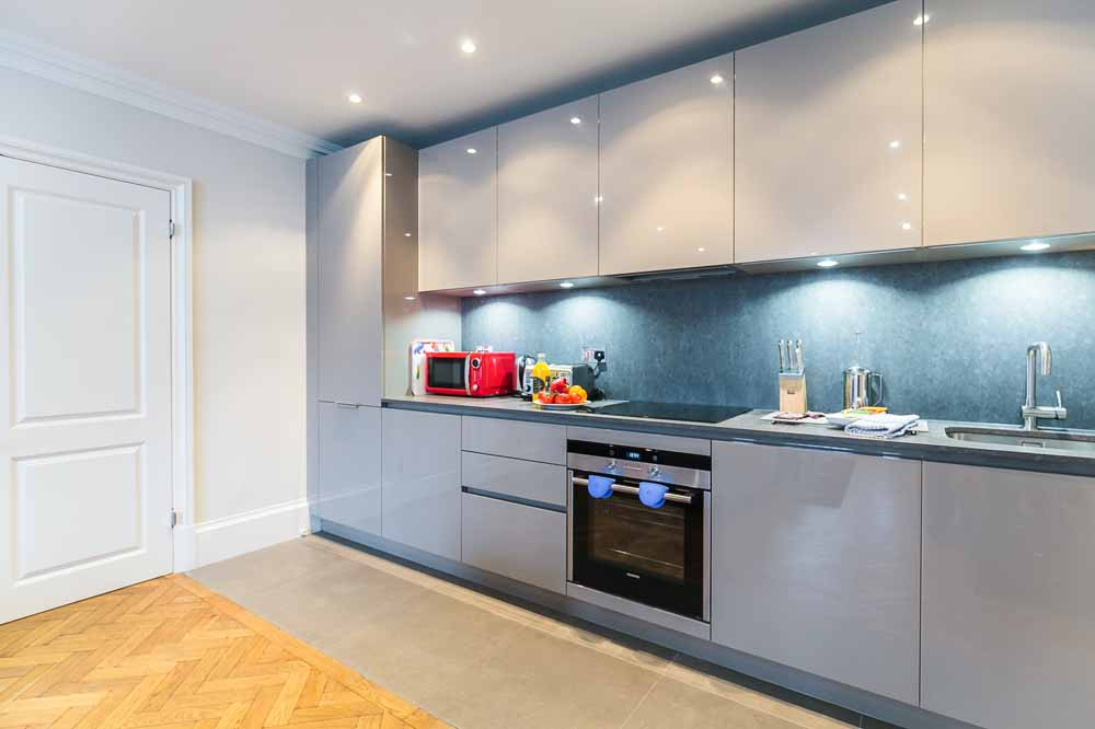 West Brompton Apartments - Kitchen
