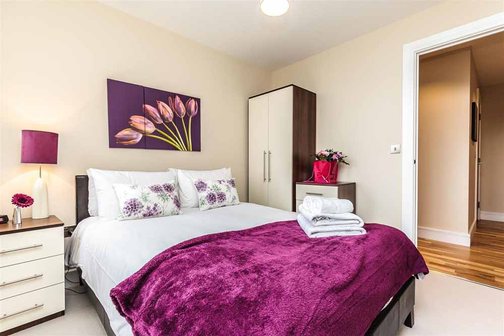 Gayton Road Apartments - Bedroom