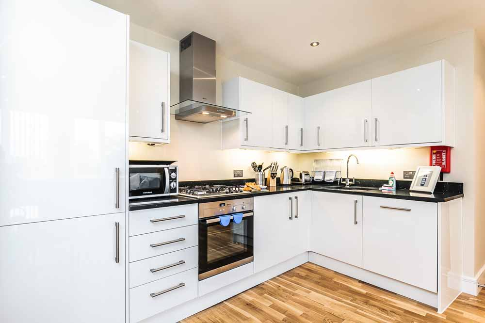 Gayton Road Apartments - Kitchen