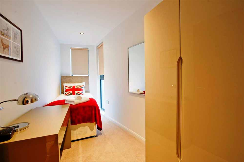 Tooley Street Apartments - Single Bedroom