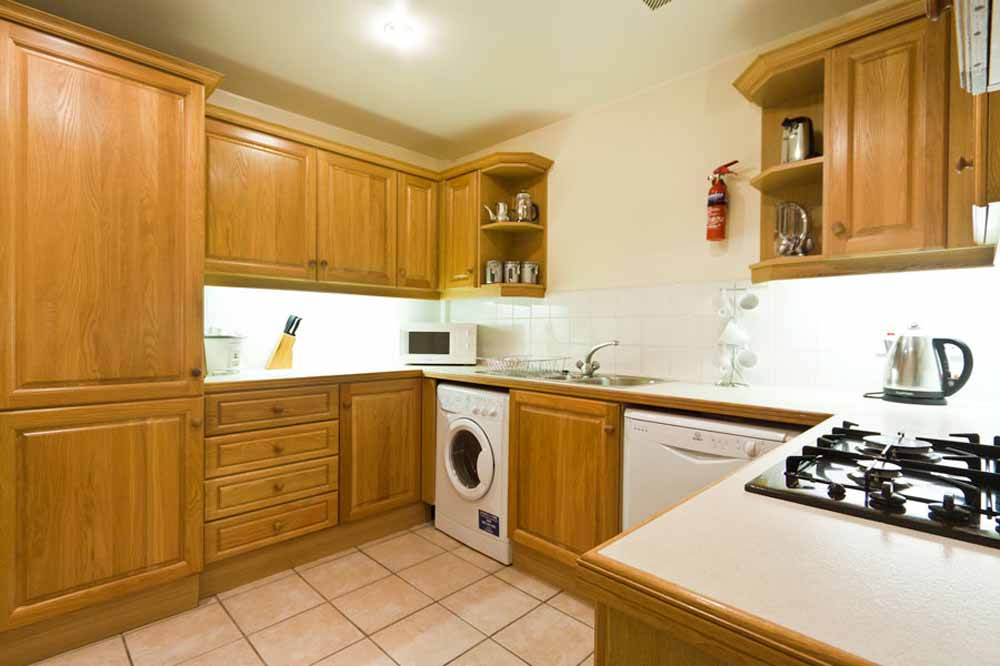 Two Bedroom Penthouse Apartment - Kitchen