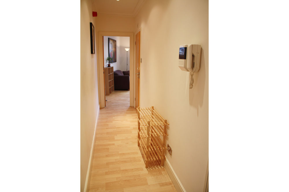 One Bedroom Apartment - Hallway