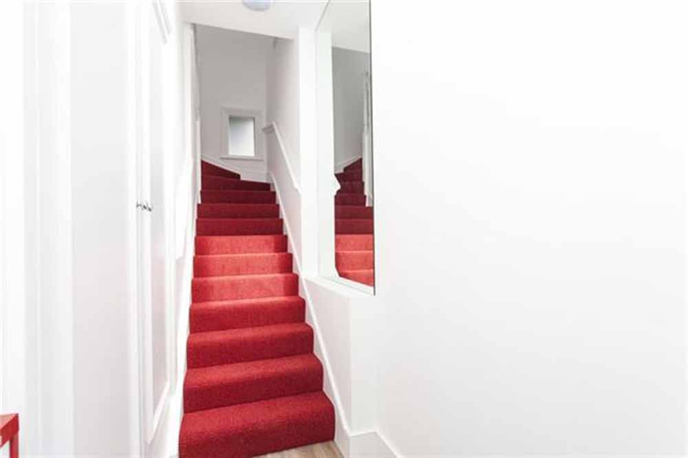 Two Bedroom Apartment - Staircase