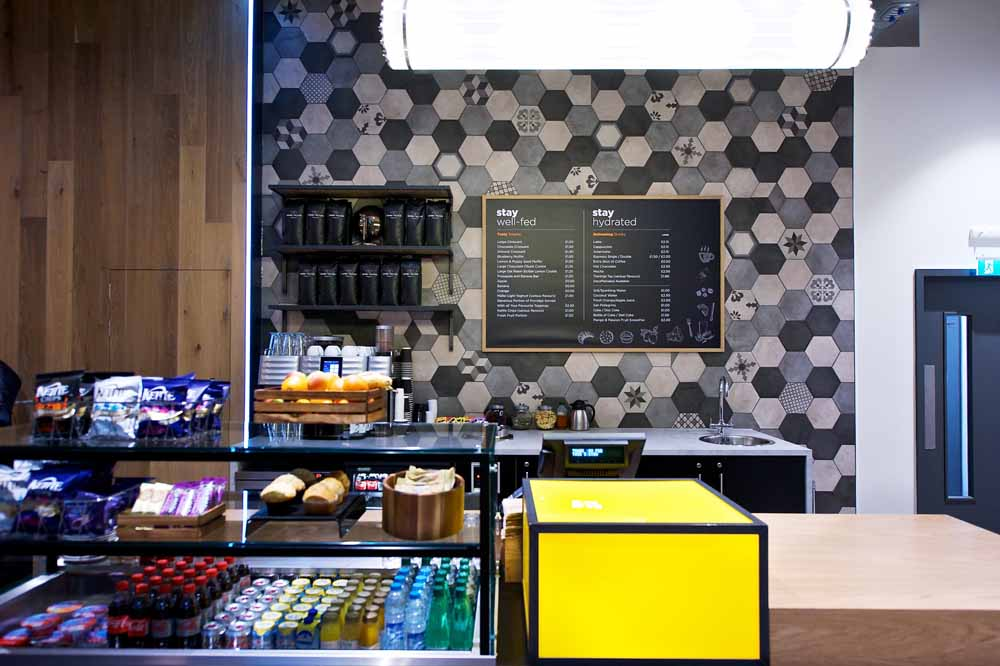 Staycity Aparthotels London Heathrow - Coffee Dock