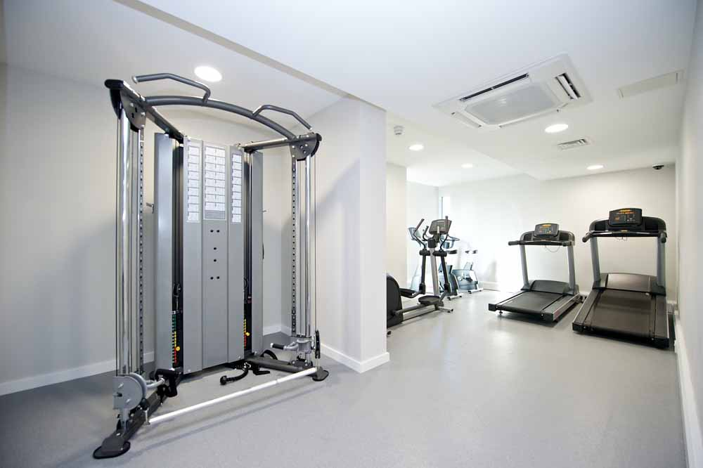 Staycity Aparthotels London Heathrow - Fitness Room
