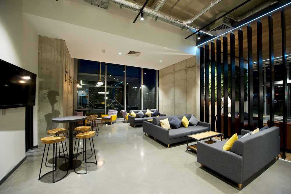 Staycity Aparthotels London Heathrow - Reception