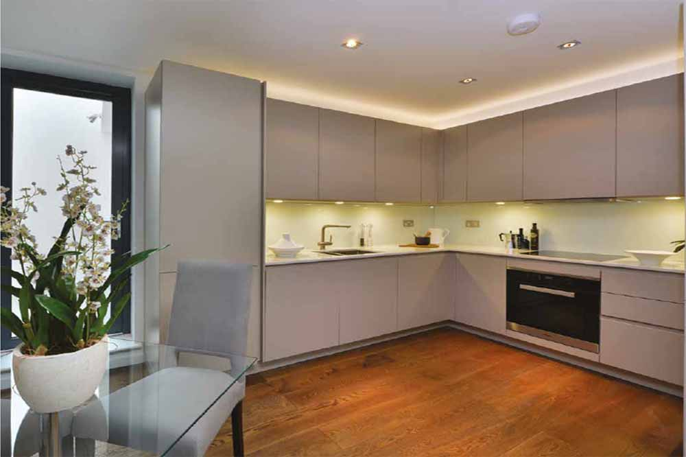 Manhattan One Bedroom Apartment - Kitchen
