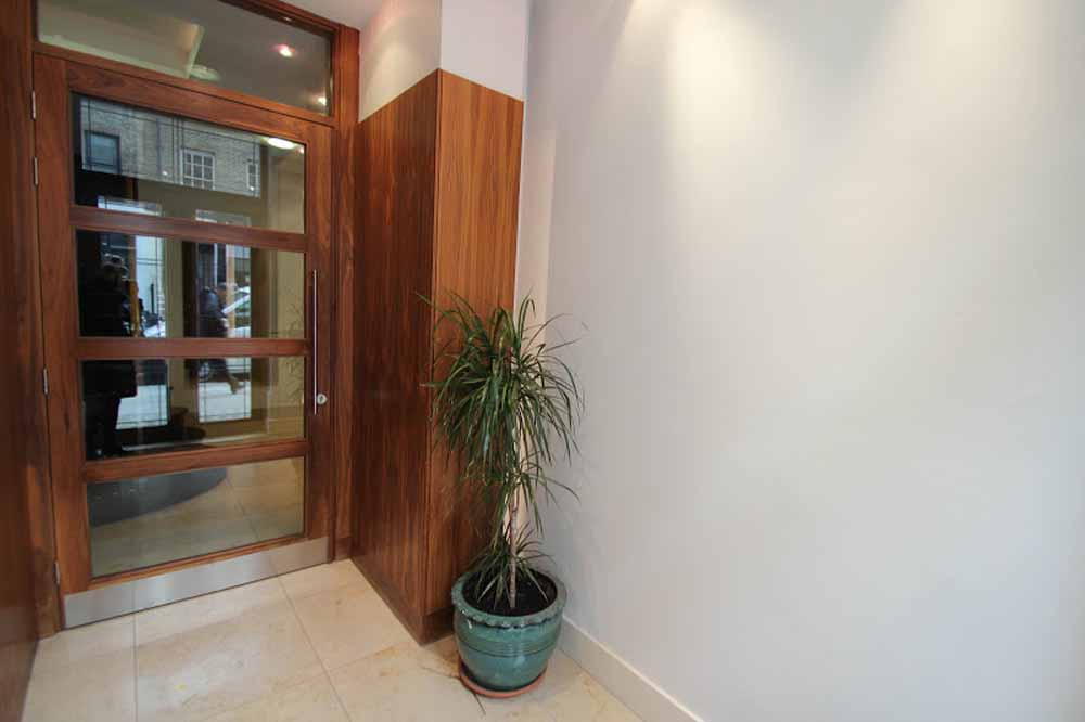 Hatton Garden Apartments - Entrance Hallway