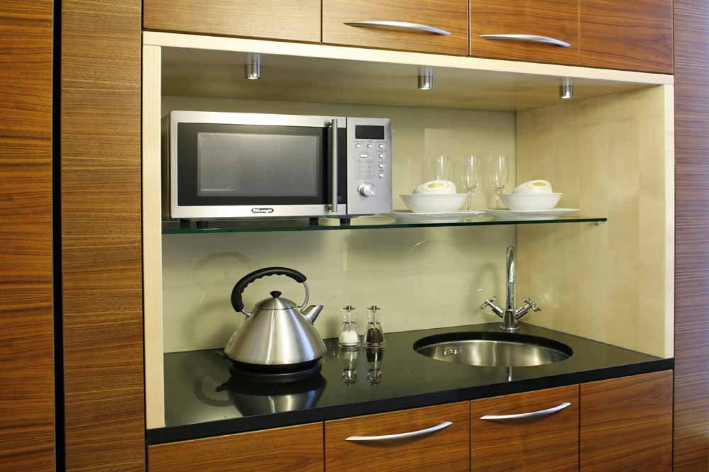 One Bedroom Penthouse Apartment - Kitchenette