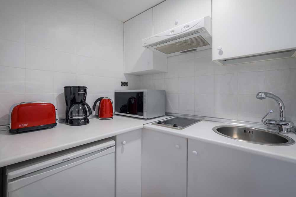 Executive Studio Apartment - Kitchenette