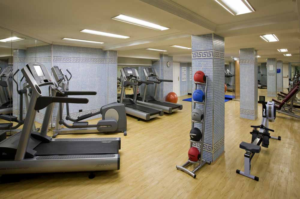 Melia White House Apartments - Gym