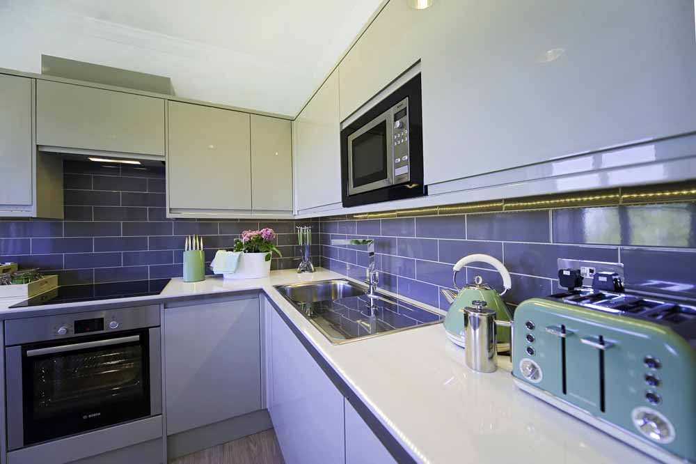 Court Suite One Bedroom Apartment - Kitchen