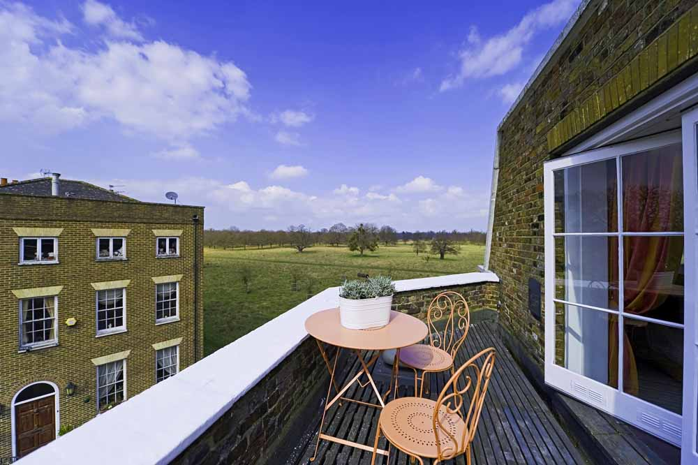Park Suite One Bedroom Apartment -Roof Terrace