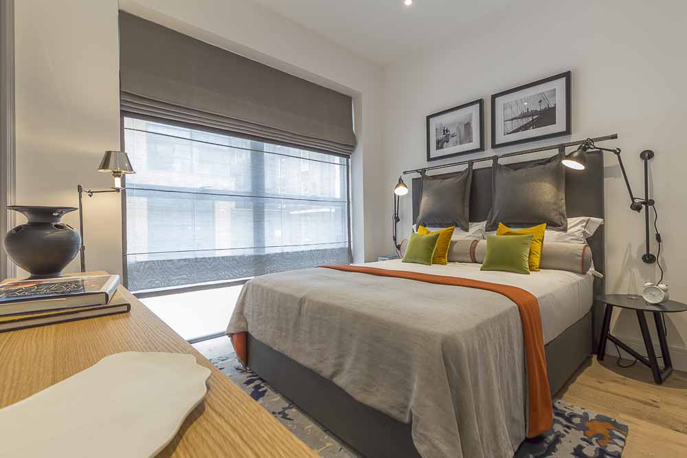 Carlow House Apartments - Bedroom