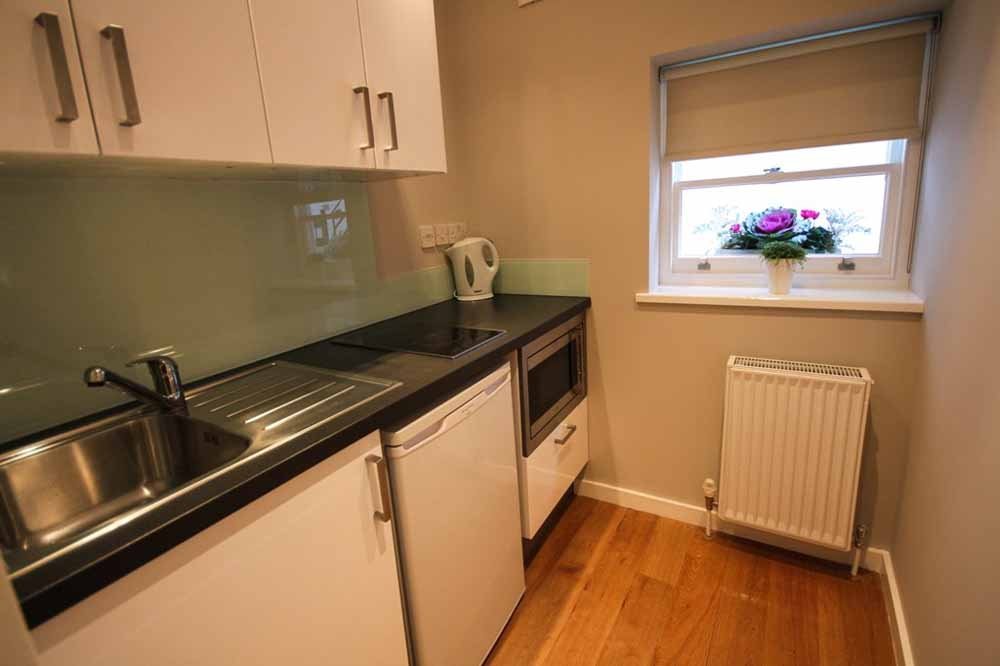 Double Studio Apartment - Kitchenette