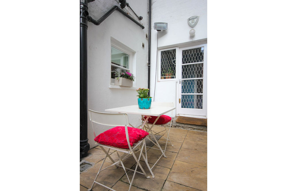 Notting Hill Studios - Terrace