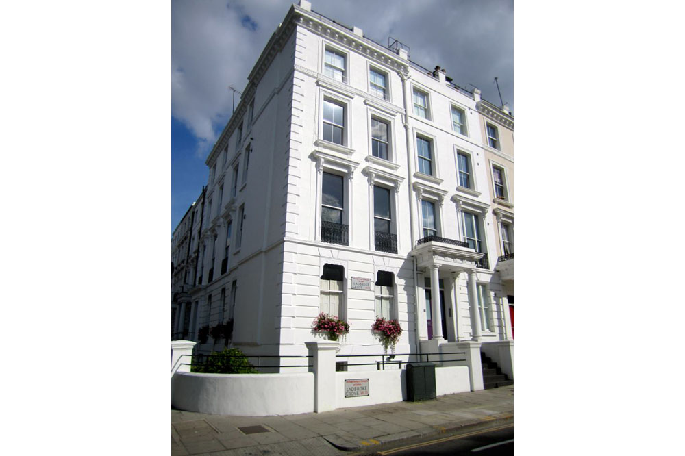 Notting Hill Studios - Building