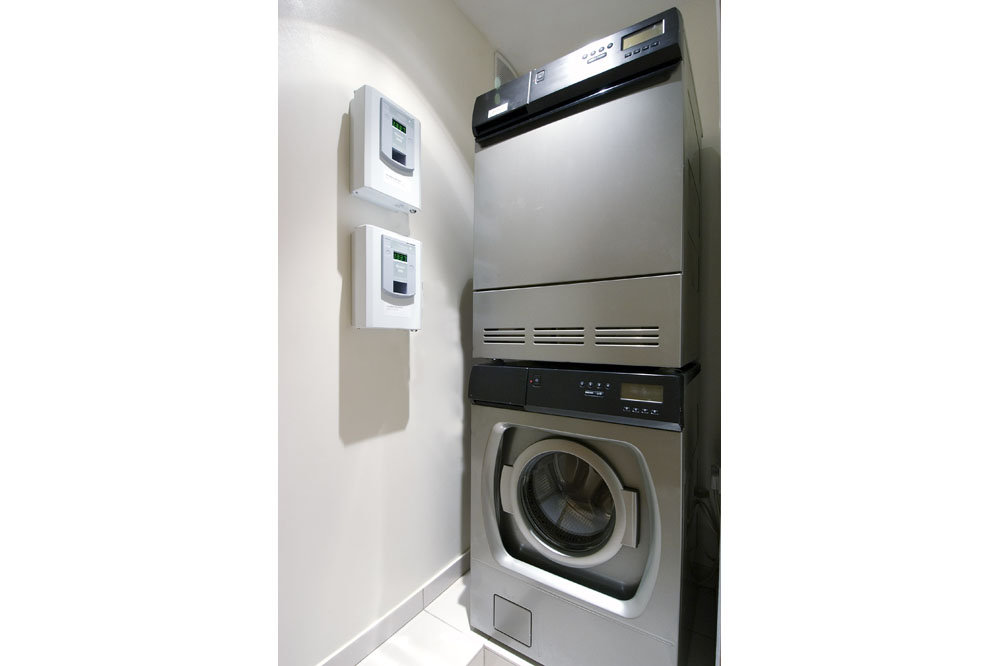 Princes Square Apartments C - On-Site Laundry Room