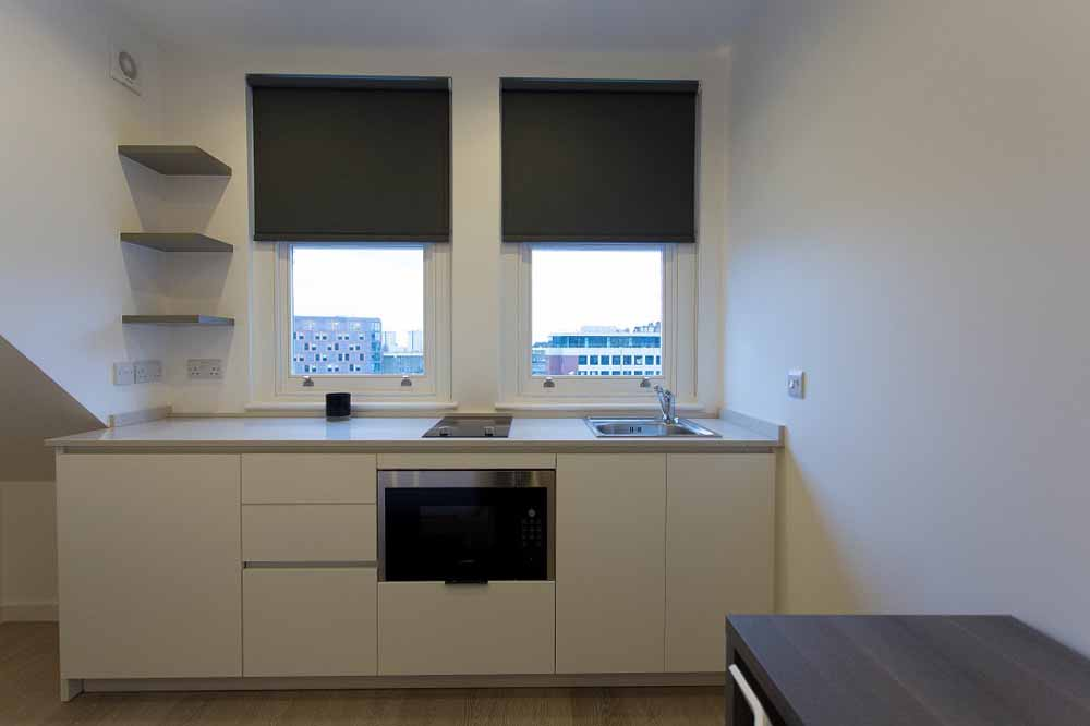 Studio Apartment - Kitchenette