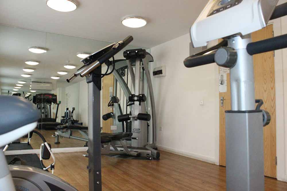 Centro Apartments - Fitness Room
